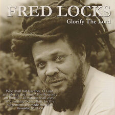 Fred Locks – Glorify The Lord NEW CD SPECIAL PRICE £2.99