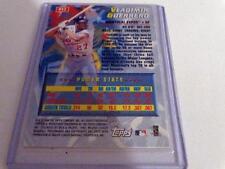 BASEBALL CARD - VLADIMIR GUERRERO TOPPS 1999 POWER PLAY CARD- NEW- H18