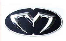 Front Grill Tuning M Emblem For 01 06 Hyundai Santa Fe