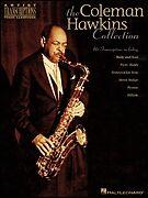 COLEMAN HAWKINS COLLECTION  TENOR SAX SHEET MUSIC BOOK