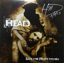 "SIGNED KORN HEAD AUTOGRAPHED SAVE ME FROM MYSELF SOLO 12"" VINYL ALBUM W/PIC"