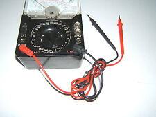 Reino Unido Rojo Negro Calidad Multímetro Amperímetro Voltímetro Cables sondas lleva 4 mm se conecta