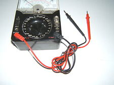 RED BLACK MULTIMETER AMMETER VOLT TEST METER CABLE PROBE PAIR LEADS 4mm PLUGS UK