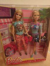Barbie y Summer fashionista set dreamhouse casa de ensueño 2013 NRFB