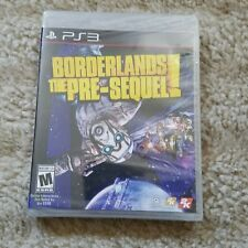 PS3 Borderlands the Pre-Sequel Rated M Mature 17+