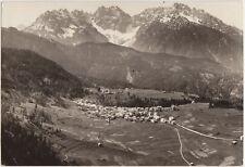 LAGGIO DI CADORE COL GRUPPO DEL CRIDOLA - VIGO (BELLUNO) 1950