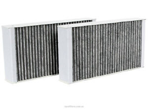 Ryco Cabin Air Pollen Filter RCA254C fits Mercedes-Benz M-Class ML 280 CDI 4-...