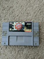 NBA Jam (Super Nintendo Entertainment System, 1994) TESTED