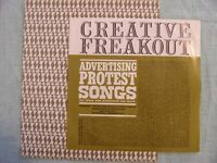 Creative Freakout ADVERTISING PROTEST SONGS The Hellers Johnny Spots 1967