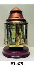 Harbour Lights Yorktown Lightship Fresnel Lens