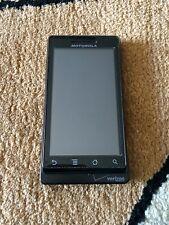 Motorola Droid 1 - Black (Verizon) Smartphone