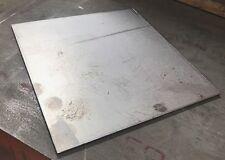 "Titanium Plate 6AL4V 6"" x 6"" x .118"""