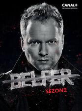 Belfer 2 DVD Polski Serial Szybka Wysylka Z PL Sezon 2 Presale Przedsprzedaż