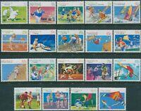 Australia 1989 SG1169-1194 Sports set MNH