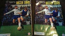 Soccer stars album 1968-1969