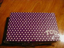 LOT OF 5 Texas Christian University ~ Gift Sets of Note Cards