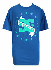 BRAND NEW DC SHOES MENS GUYS GRAPHIC T SHIRT TEE CREW TOP REGULAR FIT BLOUSE L
