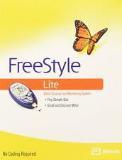 Freestyle Lite Diabetic Test Strips - 100 Count