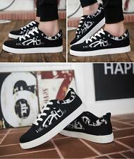 2017 New Men's canvas shoes Breathable Sneakers Casual Shoes Running shoes