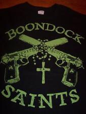 THE BOONDOCK SAINTS Veritas Aequitas Guns T-Shirt SMALL NEW