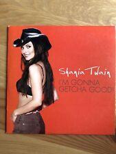 Shania Twain - I'm Gonna Getcha Good! CD Single Card Sleeve France 2 Tracks 2002