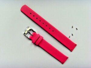 Uhrband Uhrarmband Leder pink SKAGEN original SKW2018 watch strap leather