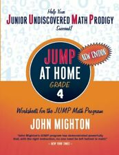 JUMP at Home Grade 4: Worksheets for the JUMP Math