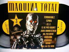 MAQUINA TOTAL 3 DISCO VINYL 2 LP