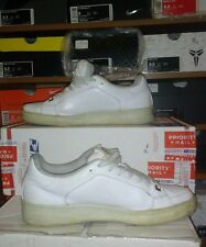Mens 8.5 Phat Farm Classics White Leather