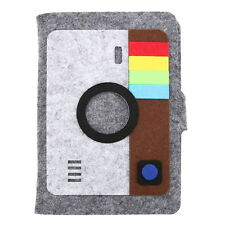 """""""Camera""""  Coil Spiral Diary Cute Planner Journal Memo Notebook To Do List Gifts"""
