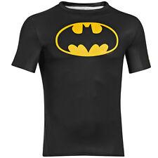 Under Armour Alter Ego Camiseta manga corta de compresión Batman Black