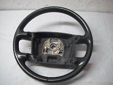 04-07 Volkswagen VW Touareg Leather Steering Wheel Dark Grey OEM Genuine