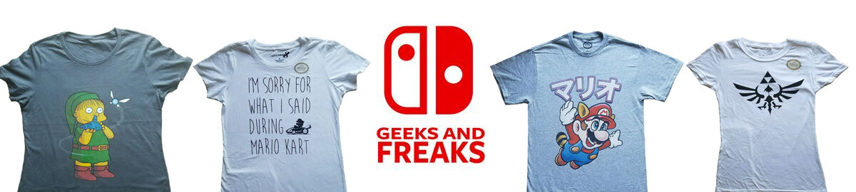 geeksandfreaks.inc