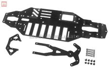 Serpent 401145 Carbon Conversion set Foam S400 Chassis modellismo
