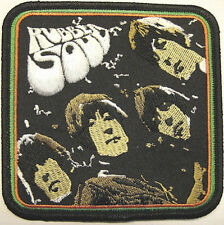 Beatles Aufbügler/Embroidery patch # 5 Rubber Soul