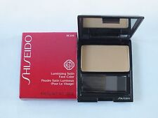 SHISEIDO SATIN FACE COLOR - BE 206 - 0.22 OZ  NIB