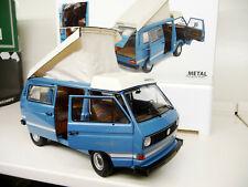1:18 Schuco VW Volkswagen T3 Camper Westfalia mit Aufstelldach NEU NEW