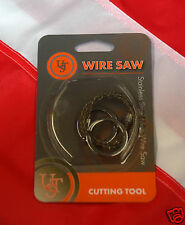 Wire Saw stainless survival tools emergency tactical spearfishing gear equip UST