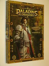 Dungeon Twister expansion #1: Paladins&Dragons NEW Asmodee fantasy boardgame