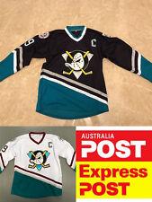 Ice Hockey Mighty Ducks Kariya jersey, AU stock