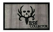 Bone Collector Bath Mat Deer Antler Rustic Bathroom Rug Hunter Bath Decor New