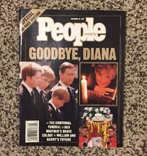 Newstand People Weekly Princess Diana of Wales September 22 1997 William Harry