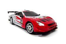 Super Fast Drift King RED R/C Sports Car Remote Control Drifting 1:24#C2483B