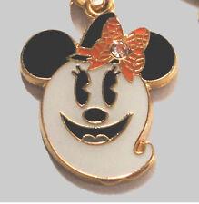 Disney Minnie Halloween Ghost Charm FOB 2010 Tokyo Brand New