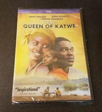 Queen of Katwe (DVD 2017) Disney Lupita Nyong'o David Oyelowo Uganda Inspiration