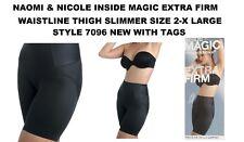 NAOMI/NICOLE WAISTLINE INSIDE MAGIC THIGH SLIMMER SIZE 2 X-LARGE STYLE 7069 NEW