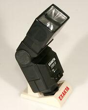 NEW Exakta 2500D Dedicated Flash - Pentax Hot Shoe Mount