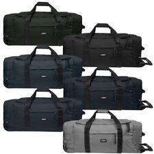 Eastpak Leatherface L Trolley Reisetasche Tasche Koffer EK14B Rollen 98 Liter
