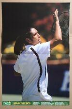 MARCELO RIOS Original Vintage German Tennis Magazin Poster