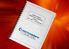 COMMODORE PLUS 4 Plus/4 Computer Owners Service Manual w/ Schematics